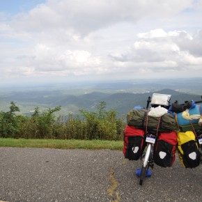 Into the Mountains… and onto the Parkway (9/21)