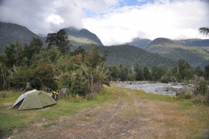 Just another GREAT free campsite in southern Chile. No complaints.